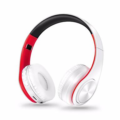 lpt660 عقال سماعات لاسلكية الهجين البلاستيك الرياضة&اللياقة البدنية سماعة طوي الضوضاء-- عزل مع ميكروفون مع التحكم في مستوى الصوت
