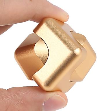 Fidget Toys Fidget Cube Rubik-kocka Búgócsiga Fejlesztő játék Stresszoldó Újdonság Műanyag Darabok Fiú Gyermek Felnőttek Ajándék