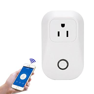 JIAWEN 1 db Elektromos csatlakozó Wifi
