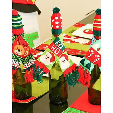 Ünnepi Dekoráció Landscape / Házak Díszítések Szabadság 1db / Christmas