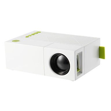 YG310 LCD Mini Proyector LED Proyector 500 lm otro sistema operativo Apoyo 1080P (1920x1080) 20-80 pulgada Pantalla / QVGA (320x240)