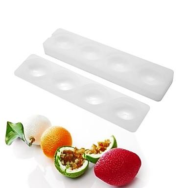 Bakeware eszközök Szilícium Torta süteményformákba 1db