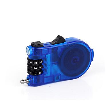 Bike Locks Fixed Gear Bike Other Plastics / Steel - Red / Green / Blue