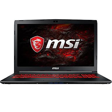 MSI laptop notebook GL62VR  7RFX-848CN 15.6 inch LED Intel i7 Intel i7-7700HQ 8GB DDR4 1TB / 128GB SSD GTX1060 6 GB Windows10
