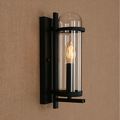 Vintage / Country / Modern / Contemporary Metal Wall Light 220-240V 40W