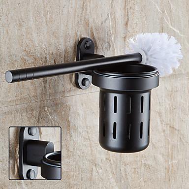 Vécékefe tartó Jó minőség Alumínium 1 db - Hotel fürdő