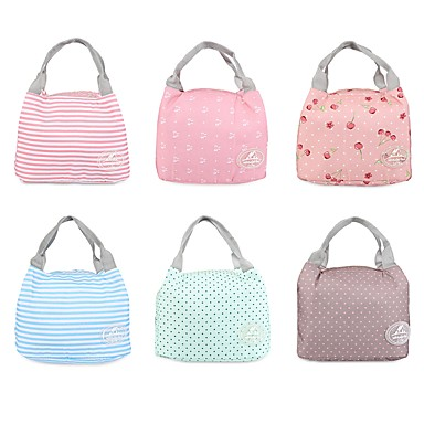 Travel Bag Lunch Bag Portable for Clothes Polyester /