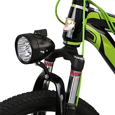 LED fény Kerékpár világítás biztonsági világítás Kerékpár első lámpa Világítás LED LED Kerékpározás Hordozható Állítható Gyors kioldású