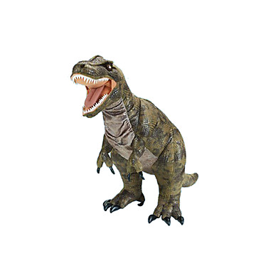 Dinosaur Stuffed Animal Plush Toy Handcrafted / lifelike / Cute Boys' Gift
