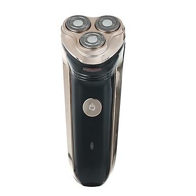 Elektromos borotvák Töltésjelző Könnyű Könnyű és kényelmes Kézi tervezése Férfi Arc 220-240 Töltésjelző Könnyű Könnyű és kényelmes Kézi