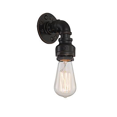 Rusztikus Antik Egyszerű Vintage Retro Ország Fali lámpák Kompatibilitás Fém falikar 110-120 V 220-240 V 60W