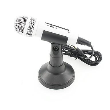 E3000 Przewodowa Mikrofon Mikrofon kondensatorowy Mikrofon ręczny Na PC