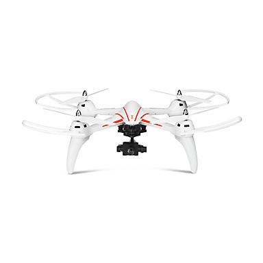 RC Drón WL Toys Q696-A 4 Csatorna 2,4 G 5.0MP 1080P RC quadcopter Előre hátra LED fények Headless Mode 360 Fokos Forgás Lebeg Kamerával