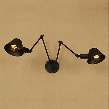 Vintage / Country / Retro Swing Arm Lights Metal Wall Light 110-120V / 220-240V 60W