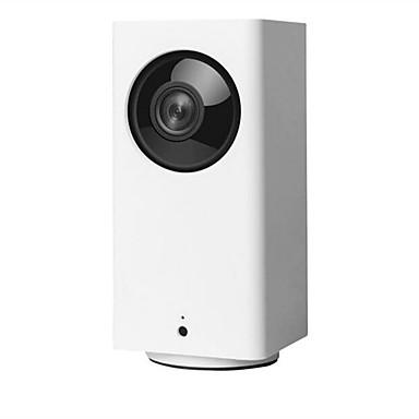 tanie Xiaomi-Xiaomi Dafang 2 mp Kamera IP w pomieszczeniach Wsparcie 32 GB sol / PTZ / CMOS / Bezprzewodowy / iPhone OS / Android