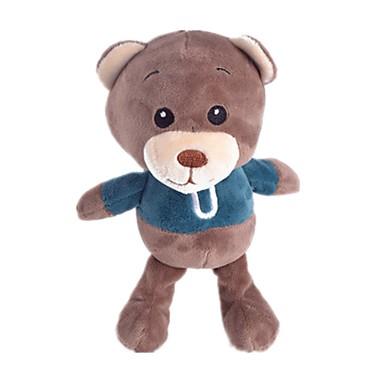 Teddi maci Medve Punjene i plišane igračke Cuki Pamut Lány Ajándék