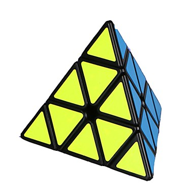 Rubik kocka QIYI QIMING A 153 Pyraminx Sima Speed Cube Rubik-kocka Puzzle Cube Ajándék Uniszex