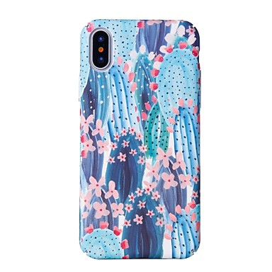 Case For Apple iPhone X iPhone 8 Pattern Back Cover Tree Hard PC for iPhone X iPhone 8 Plus iPhone 8 iPhone 7 Plus iPhone 7 iPhone 6s