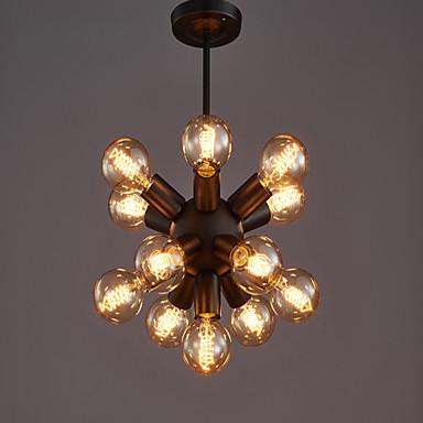 Csillárok Háttérfény - Mini stílus, 110-120 V / 220-240 V Az izzó nem tartozék / 5-10 ㎡ / FCC / E26 / E27
