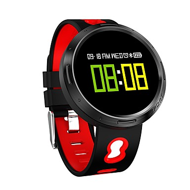 Smartwatch YY x9 v0 for iOS / Android / IPhone Heart Rate Monitor / Calories Burned / Long Standby / Hands-Free Calls / Touch Screen Timer / Pedometer / Activity Tracker / Sleep Tracker / Sedentary