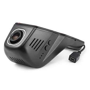 A8 HD 1280 x 720 1080p 140 stupňů Auto DVR 1248 No Screen (výstup APP) Dash Cam Android APP IOS APP Vestavěný mikrofon Smyčkové nahrávání