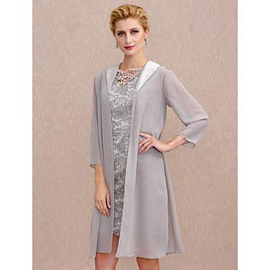 Chiffon / Charmeuse Wedding / Party / Evening Women's Wrap With Coats / Jackets