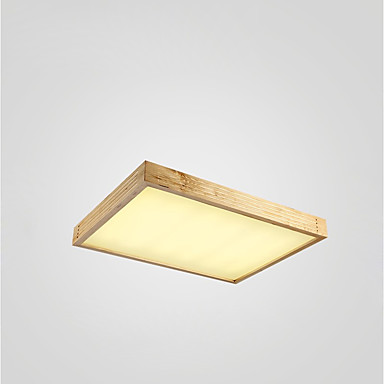 Mennyezeti lámpa Süllyesztett lámpa - Mini stílus, 85-265 V, Meleg fehér, LED fényforrás / 20-30 ㎡ / Beépített LED