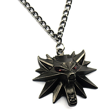 Inspired by Dead Ace Anime / Video Games Cosplay Accessories Necklace Alloy
