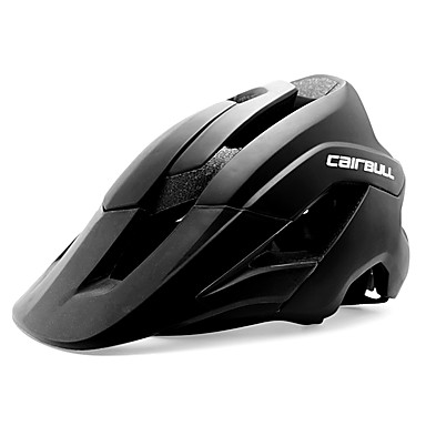 CAIRBULL Voksen Bike Helmet 15 Ventiler CE / CE EN 1077 Nedslags Resistent, Letvægt, Justérbar pasform EPS, PC Sport Vej Cykling / Rekreativ Cykling / Cykling / Cykel - Rød / Grøn / Blå Herre / Dame