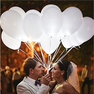 Balloon Latex Wedding Decorations Wedding / Party / Event / Party Classic Theme All Seasons