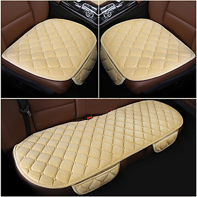 cheap Car Seat Covers-Car Seat Cushions Seat Cushions Beige / Gray / Coffee Polyester Common For universal