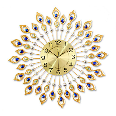 Modern / Contemporary / Retro / Office / Business Wood / Plastic Indoor / Outdoor,AA Wall Clock