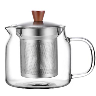 Indoor Drinkware, 500 Toughened Glass Tea Water Water Pot & Kettle