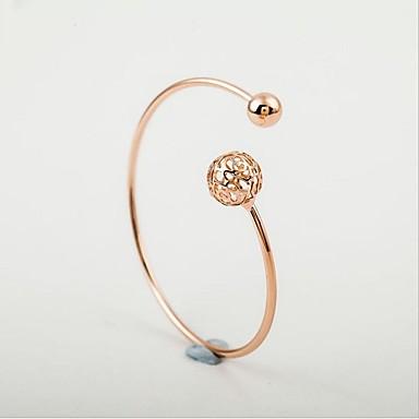 Women's Cuff Bracelet - Bracelet Gold / Silver For Wedding / Office & Career