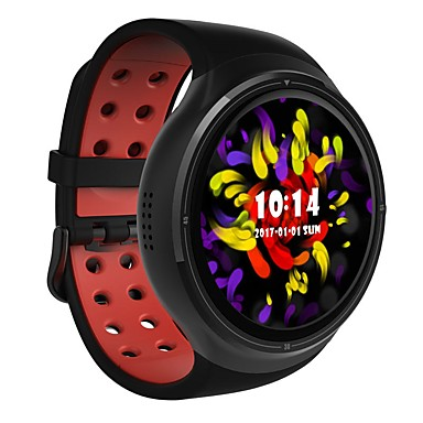 cheap Smartwatches-JSBP Z10 Men Smartwatch Android WIFI 3G GPS Waterproof Heart Rate Monitor APP Control Touch Screen Timer Stopwatch Pedometer Activity Tracker Sleep Tracker / Calories Burned / Long Standby