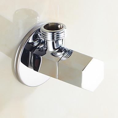 Accesoriu cu accesoriu - Calitate superioară - Modern / Contemporan Alamă Supapă de control - finalizarea - Crom
