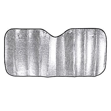 voordelige Auto-interieur accessoires-Autoproducten Auto-zonneschermen & zonnekleppen Car Visors Voor Universeel Alle jaren Algemene motoren Aluminium