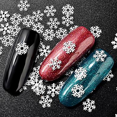 1 Biżuteria do paznokci Art Deco/Retro Klasyczny Święta Bożego Narodzenia Wysoka jakość Codzienny