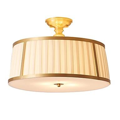QIHengZhaoMing 3-światło Lampy widzące Światło rozproszone - Ochrona oczu, 110-120V / 220-240V, Warm White, Żarówka w zestawie / 15-20 ㎡