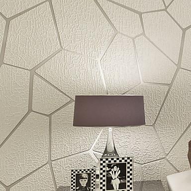 billige Tapet-Trykt mønster Hjem Dekor Moderne Tapetsering, U-vevet stoff Materiale selvklebende nødvendig bakgrunns, Tapet