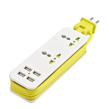 hzn403 ładowanie wtyczki USB podróż wtyczkę inteligentny telefon szybkie ładowanie uniwersalne gniazdo