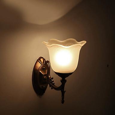 Modern/Zeitgenössisch Landhaus Stil Wandlampen Für Glas Wandleuchte 220v 40W