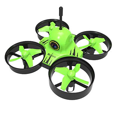 RC Dron R36HW 4 kalały Oś 6 2,4G Z kamerą HD 0.3MP Zdalnie sterowany quadrocopter Lampy LED / Powrót Po  Naciśnięciu Jednego Przycisku / Auto-Startu Zdalnie Sterowany Quadrocopter / Aparatura