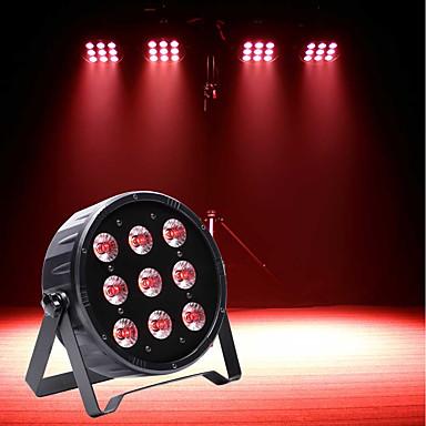 U'King Oświetlenie LED sceniczne / Żarówki LED Par DMX 512 / Master-Slave / Aktywacja dźwiękiem 120 W na Na zewnątrz / Impreza / Scena Profesjonalny