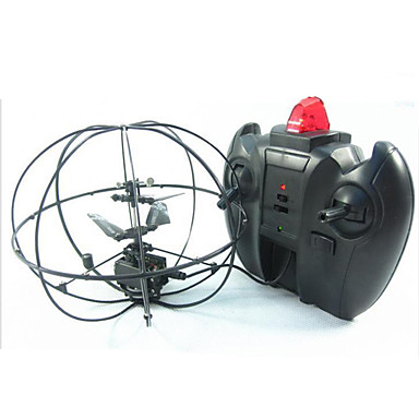 RC Hubschrauber HY310 2 Kanäle Bürstenloser Elektromotor Fertig zum Mitnehmen Fernbedienungskontrolle