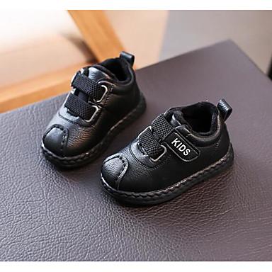 Jungen Schuhe Künstliche Mikrofaser Polyurethan Winter Herbst Komfort Schneestiefel Stiefel für Normal Schwarz Gelb