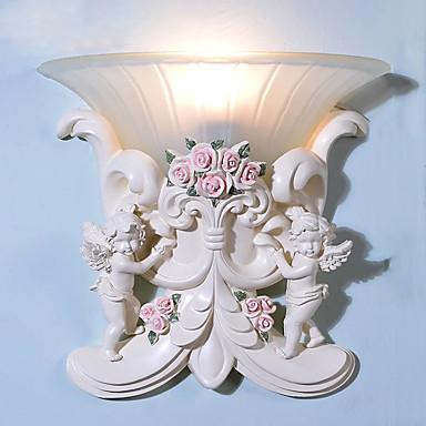 QIHengZhaoMing Modern / Contemporary Lampy ścienne Na Żywica Światło ścienne IP20 110-120V 220-240V 40W