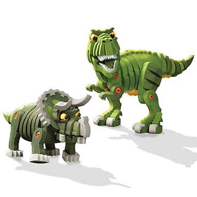 Klocki 2pcs Dinozaur / Zwierzę DIY Prezent