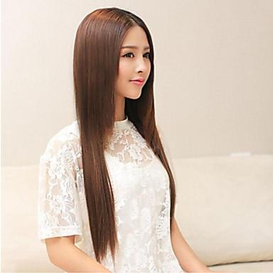 Przedłużanie włosów Klasyczny Clip In Codzienny Wysoka jakość Przedłużenia z naturalnych włosów