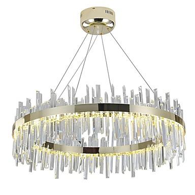 Kristall Pendelleuchten Raumbeleuchtung Für Schlafzimmer Studierzimmer/Büro 110-120V 220-240V 1288lm Inklusive Glühbirne